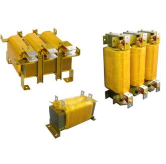 Inductancias para Convertidores Eólicos