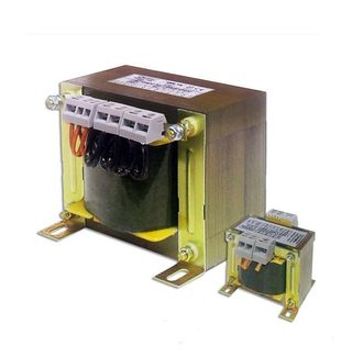 Single phase control transformers IP00