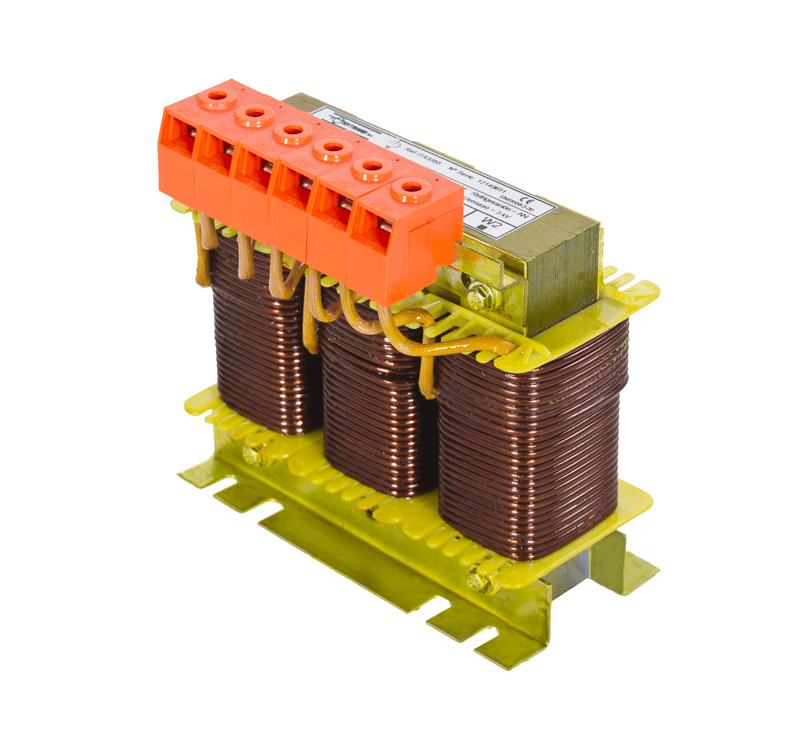 Three Phase Filtering Reactor For Capacitor Banks